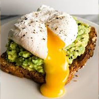 AI Cooking Poached Eggs Recipe