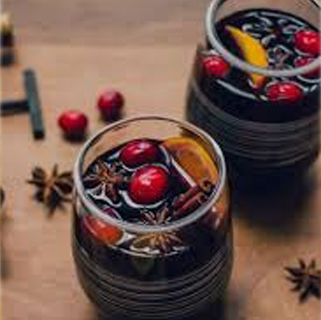 AI Cooking Mulled Wine Recipe